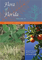 Flora of Florida, Volume V: Dicotyledons, Gisekiaceae through Boraginaceae