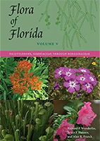 Flora of Florida, Volume IV: Dicotyledons, Combretaceae through Amaranthaceae